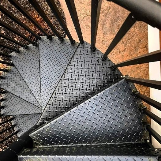 Diy Spiral Staircase As Low As 690 The Iron Shop Spiral Stairs | The Iron Shop Stairs | Staircase Kits | Broomall Pennsylvania | Handrail | Lowes | Stair Railing