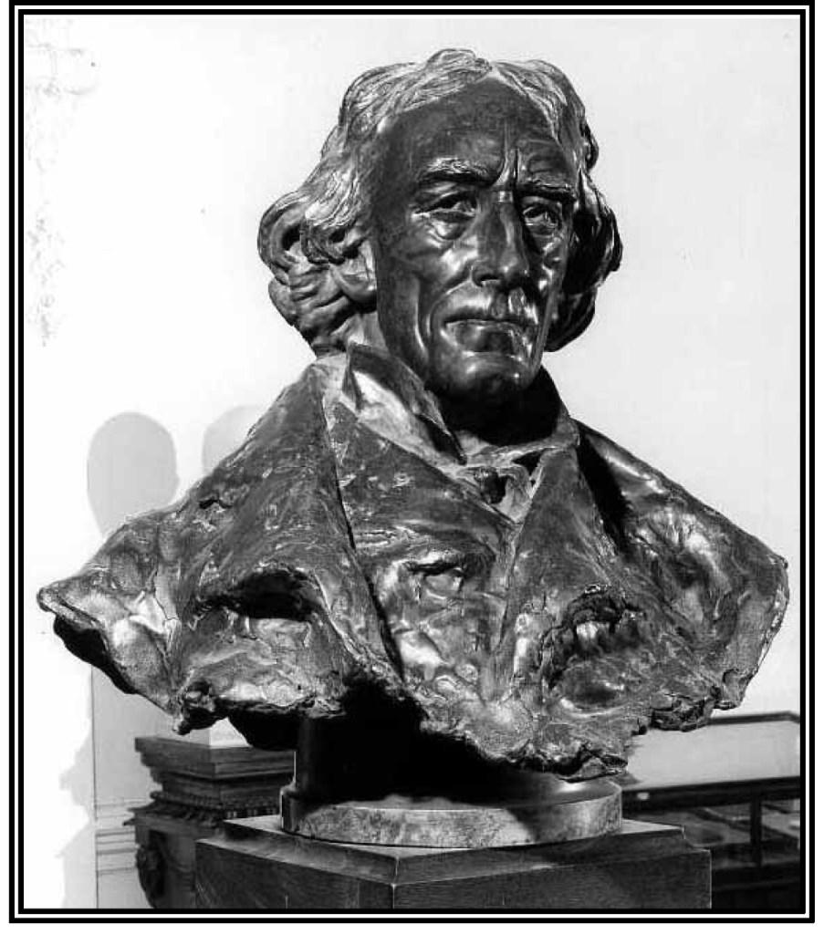 Henry Irving - Bronze Bust