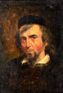 Irving as Shylock