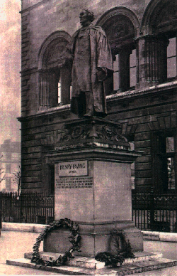 Henry Irving Statue