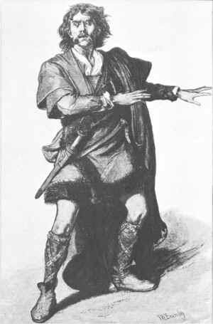 Irving as Macbeth