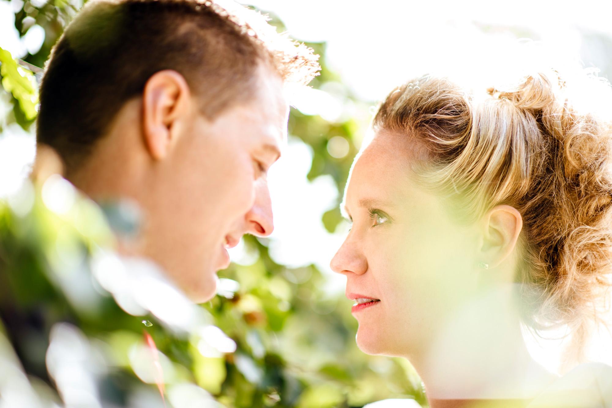 Bryllupsfotografering i Herning