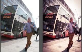 City Streets - Gratis Lighroom preset