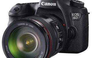 Canon EOS 6D - DSLR