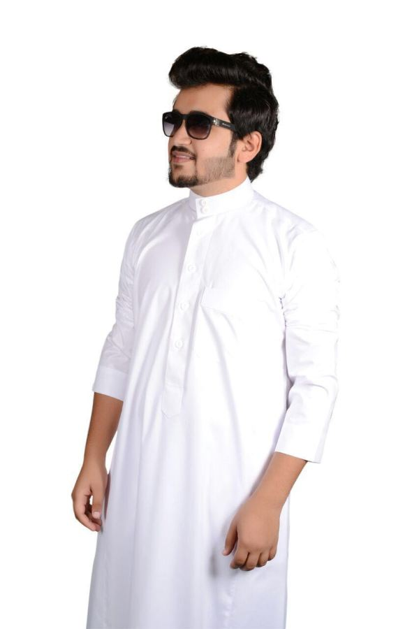 Alasalah thobe for men jubbah 1502016 - Q&S Islamic Store