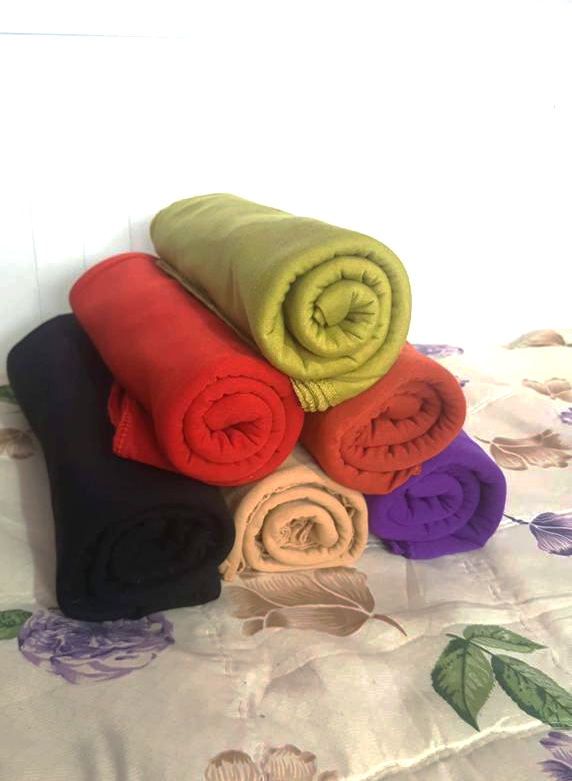 Jersey scarves by Q&S Islamic Store