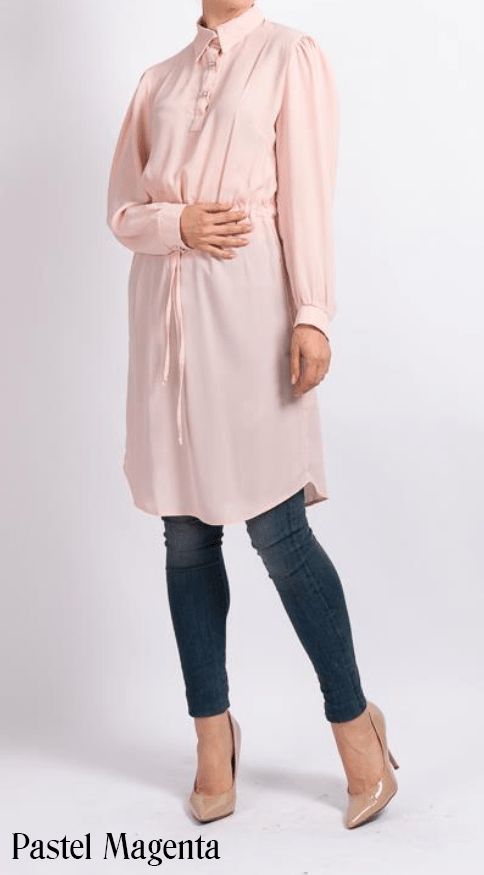 Midi Shirt for women by Q&S Islamic Store