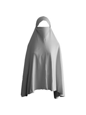 A picture of 2 in 1 Turlu Hijab Niqab Instant Scarf Veil by Q&S Islamic Store