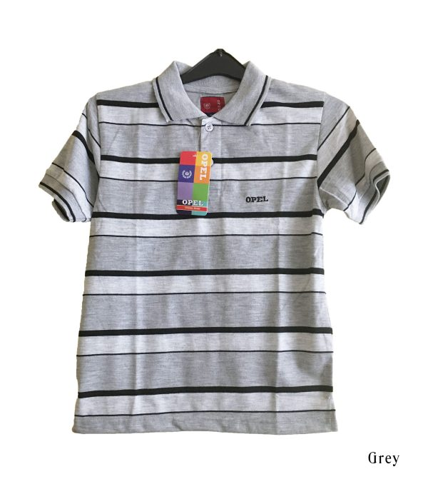 Opel Polo Shirt for Boys by Q&S Islamic Store
