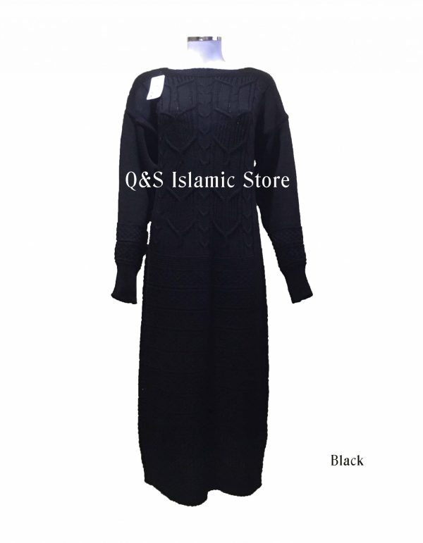 Winter jumper for women by Q&S Islamic Store