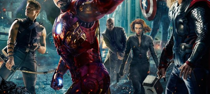 """Movie review: """"The Avengers"""" (2012)"""