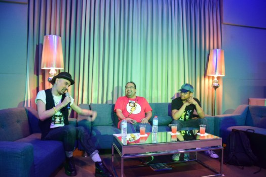 03 Trese panel with Budjette, Kajo, Hank - official