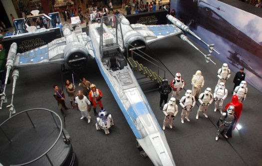 03 TFA3 - RL and 501st by Lawrence Aliwalas and Milchy Pe