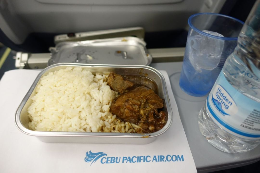 Cebu Pacific Meal