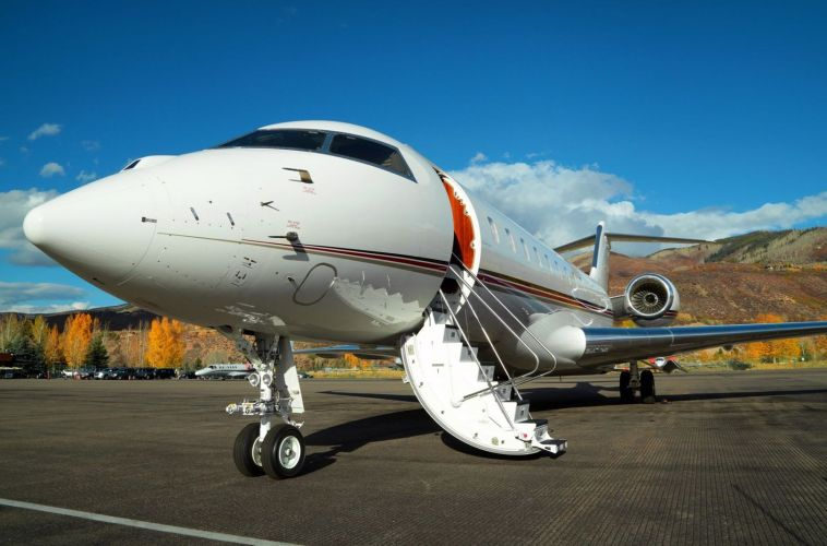Celeb's styles and designs of luxurious and ridiculous private jets