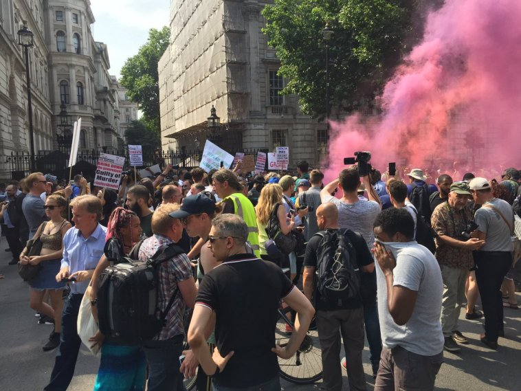 day of rage uk