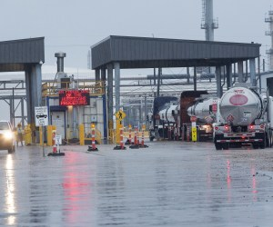 hurricane harvey refineries