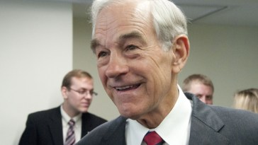 YouTube censors Ron Paul
