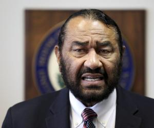 al green to impeach trump