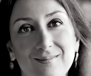 Daphne Caruana Galizia killed car bomb