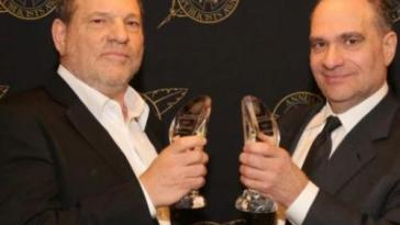 harvey weinstein booted from oscar