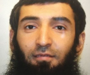 Sayfullo Saipov terrorist new york truck attack