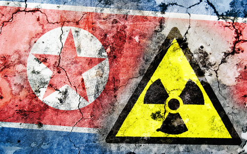 north korea nuclear site accident