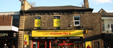 Breach of UK Cash Converters Database