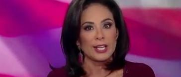 judge jeanine violence from the left