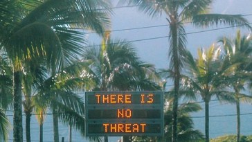 FALSE MISSILE ALERT SHAKES HAWAII