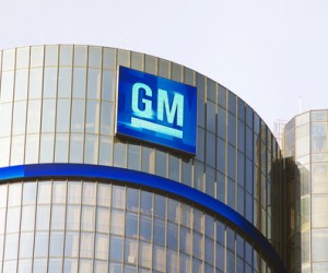 THE NEW GM: NO DRIVER!