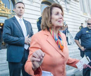 Nancy Pelosi Refers to Trump's Immigration Plan as 'Campaign To Make America White Again'