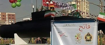 Iran Unveils New Nuclear-Capable Ballistic Missiles