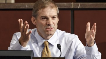 Jim Jordan Draws The Line Gun Control Bill Is A 'No Go' UNLESS It Includes Key Clause For GOP