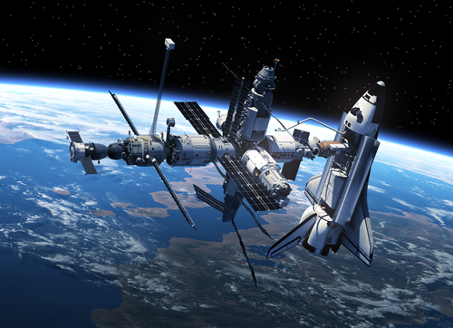 Trump Wants to Turn International Space Station Into Commercially Run Venture