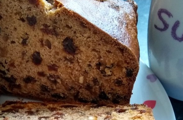 Tea loaf or Bara Brith