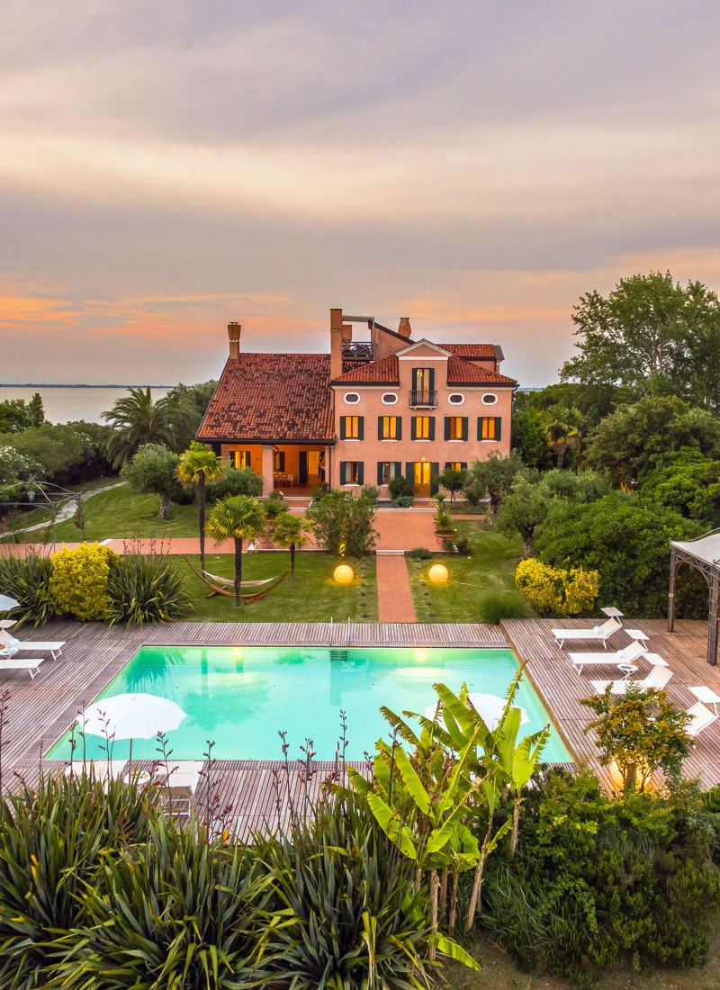 Isola Santa Cristina: A Private Island In Venice