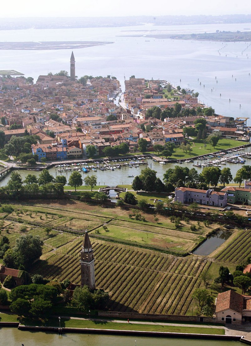 Venissa Wine Resort: A Secret Vineyard In The Venice Lagoon
