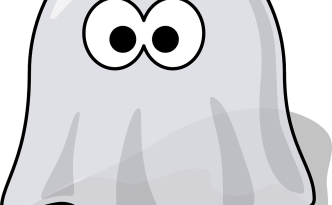 Ghost from Pixabay member Nemo