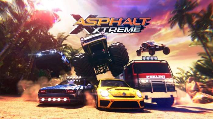 asphalt xtreme download for android