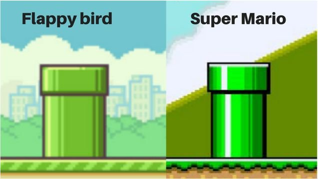 flappy bird in legal trouble super mario