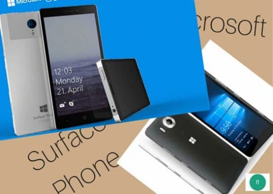 surface phone to be released