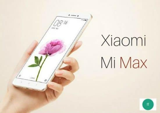 Xiaomi Mi Max To be available in India