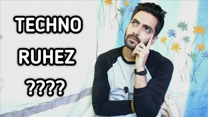 youtuber techno ruhez