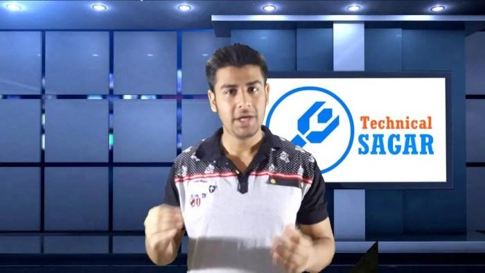 youtuber technical sagar