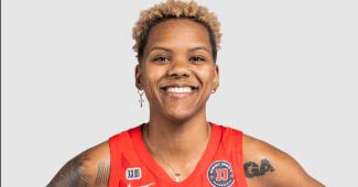 Courtney Williams. (WNBA Media Central)