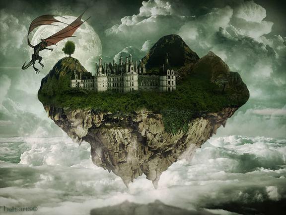 wallpaper - The ISLAND