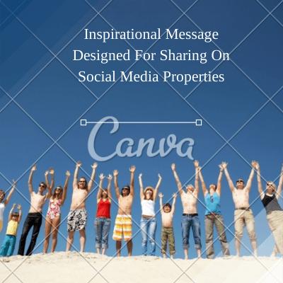 InspirationalMessage Designed For
