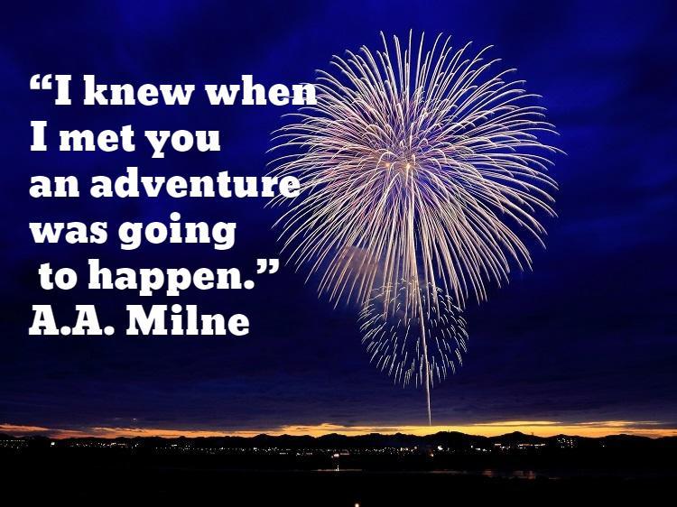 adventure fireworks