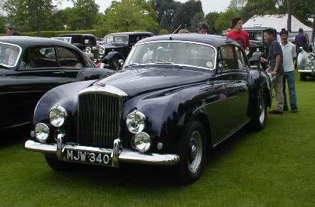 Bentley R Type Continental